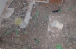 武汉纺织大学15号教工住宅楼改造项目卫生间、干湿区防水