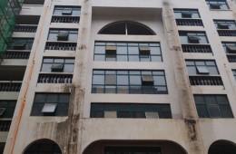 江夏区武汉商贸学院学生公寓楼屋顶防水层翻新分包