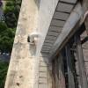 阳台凸出的这个地方往家里漏水 看图片位置