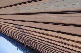 钢结构厂房屋顶铁皮瓦除锈